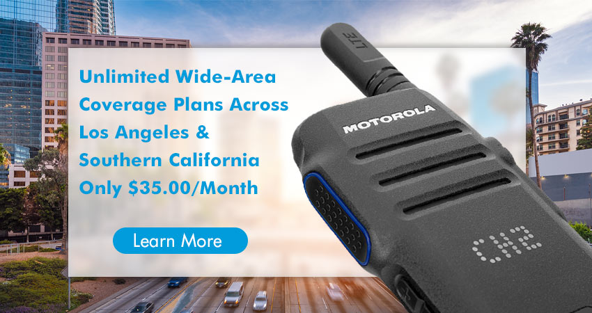 Los Angeles/ Southern California Wide-Area Coverage $35.00